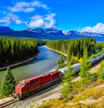 Canadian Railroad Facts